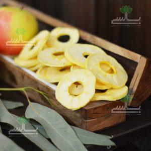سیب خشک بدون پوست