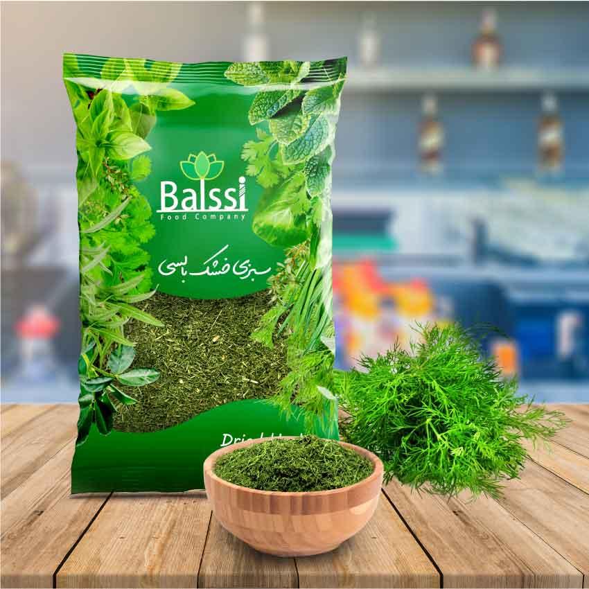 سبزی شوید خشک