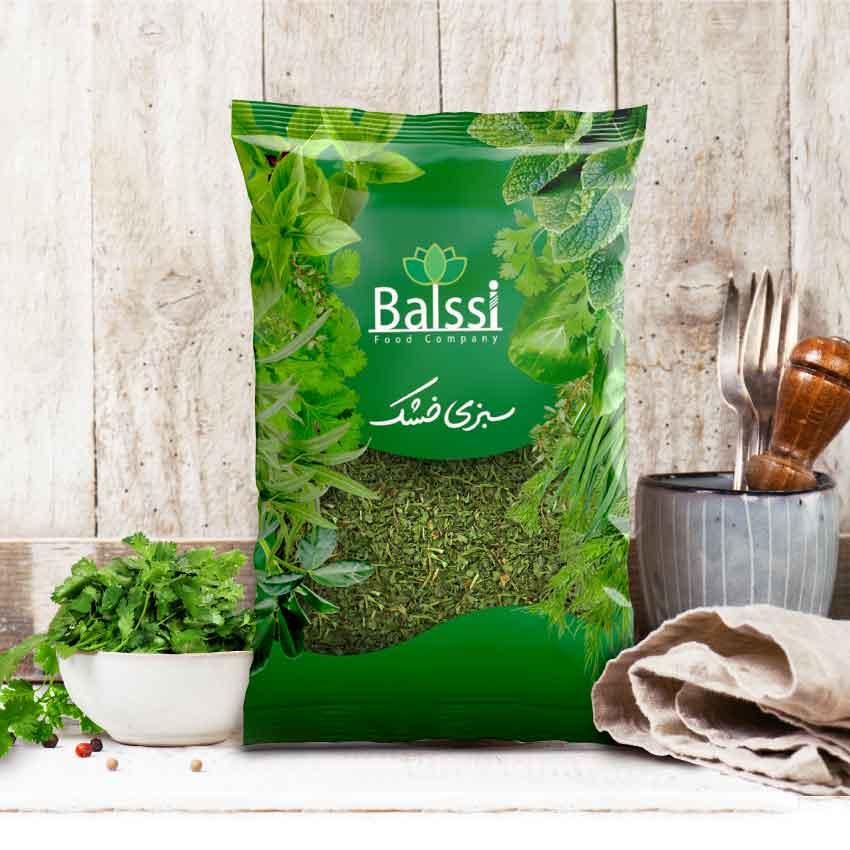 سبزی خشک صادراتی