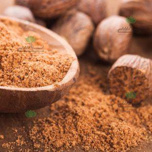 فروش عمده پودر جوز هندی