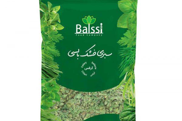 خرید آنلاین سبزی کرفس خشک عمده تهران