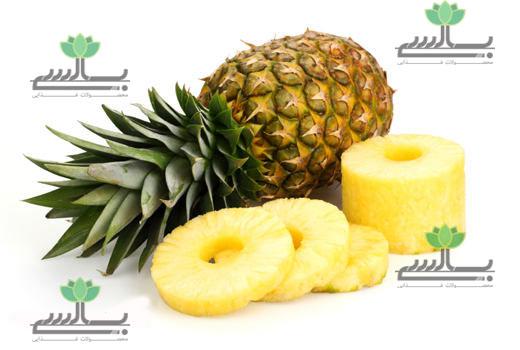 آناناس خشکشده بالسی