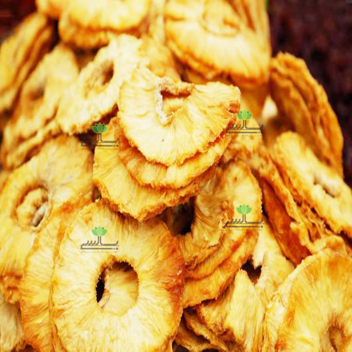 فروش عمده آناناس خشک