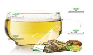 دمنوش لیمو عمانی