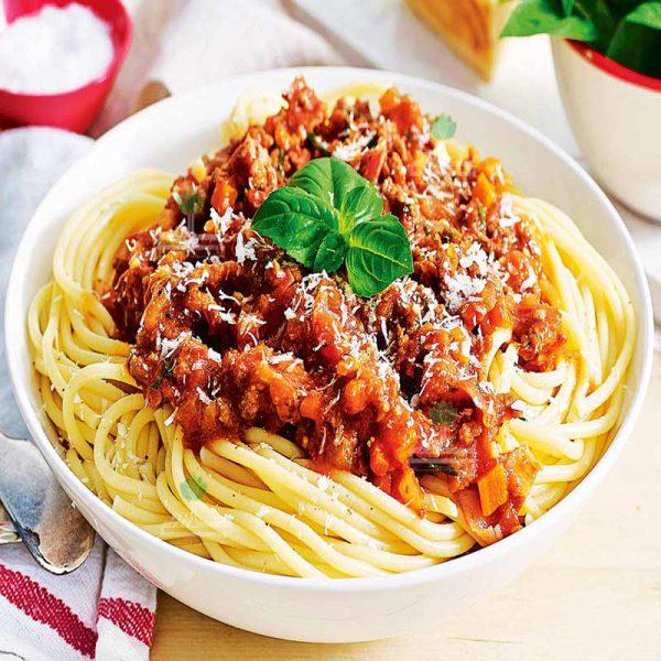 عکس اسپاگتی