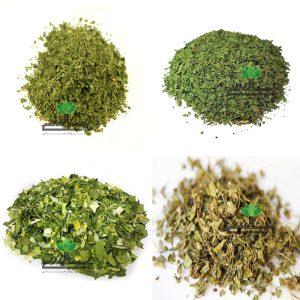 سبزی کوکو خشک بالسی