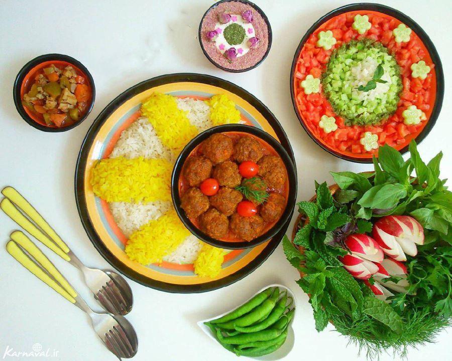 غذاهای ساده و سریع برای خانمهای کارمند
