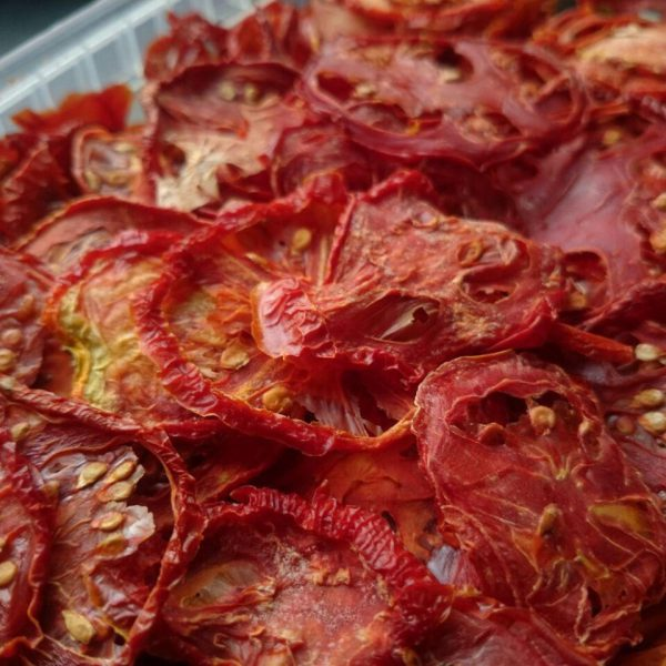 عکس گوجه فرنگی خشک