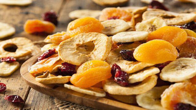 میوه خشک صادراتی
