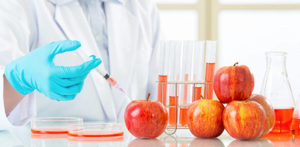 شناسایی محصولات تراریخته و اصلاح ژنتیکی