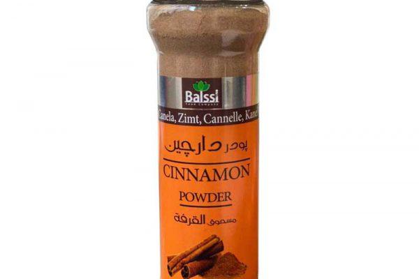 پودر دارچین پت بسته بندی نمک پاشی