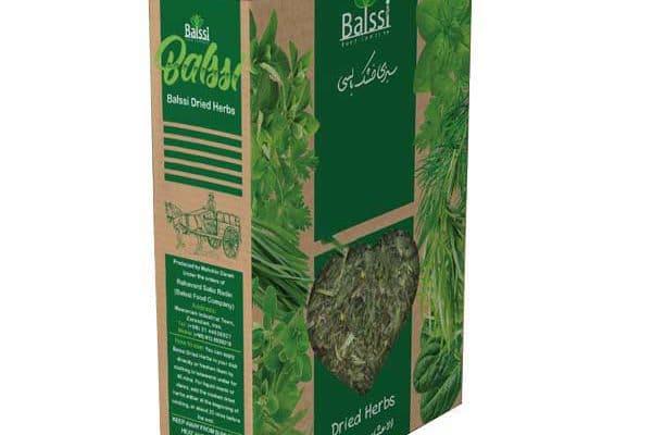 خرید سبزی خشک بسته بندی شده